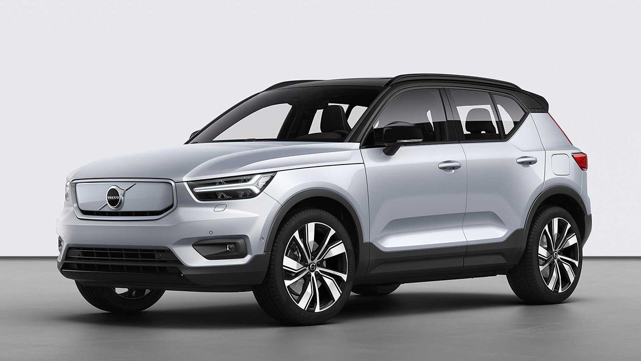 Da Volvo un piano ambizioso: solo veicol …