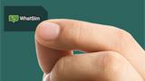 Nasce WhatSim, la prima SIM che fa chattare gratis con WhatsApp in.