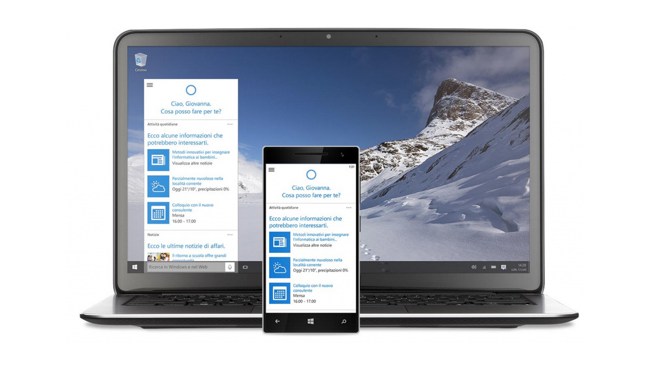 L'incubo 'Ottieni Windows 10' è finito: Microsoft rimuove l'app dai SO più vecchi