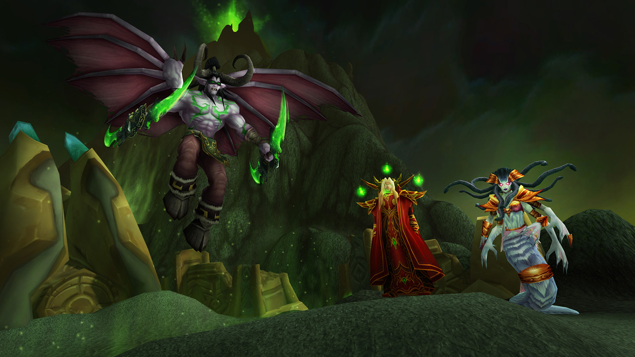 World of Warcraft: Burning Crusade Class …