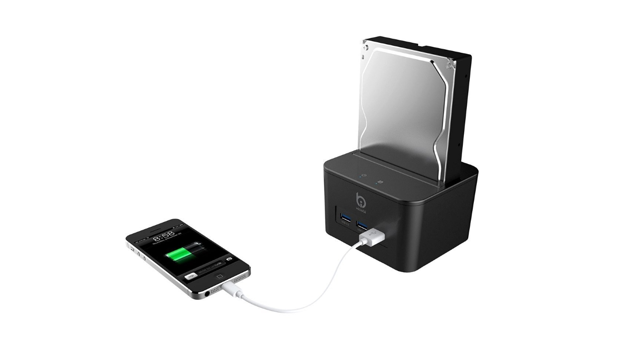 Tre Docking Station per hard disk in offerta su Amazon