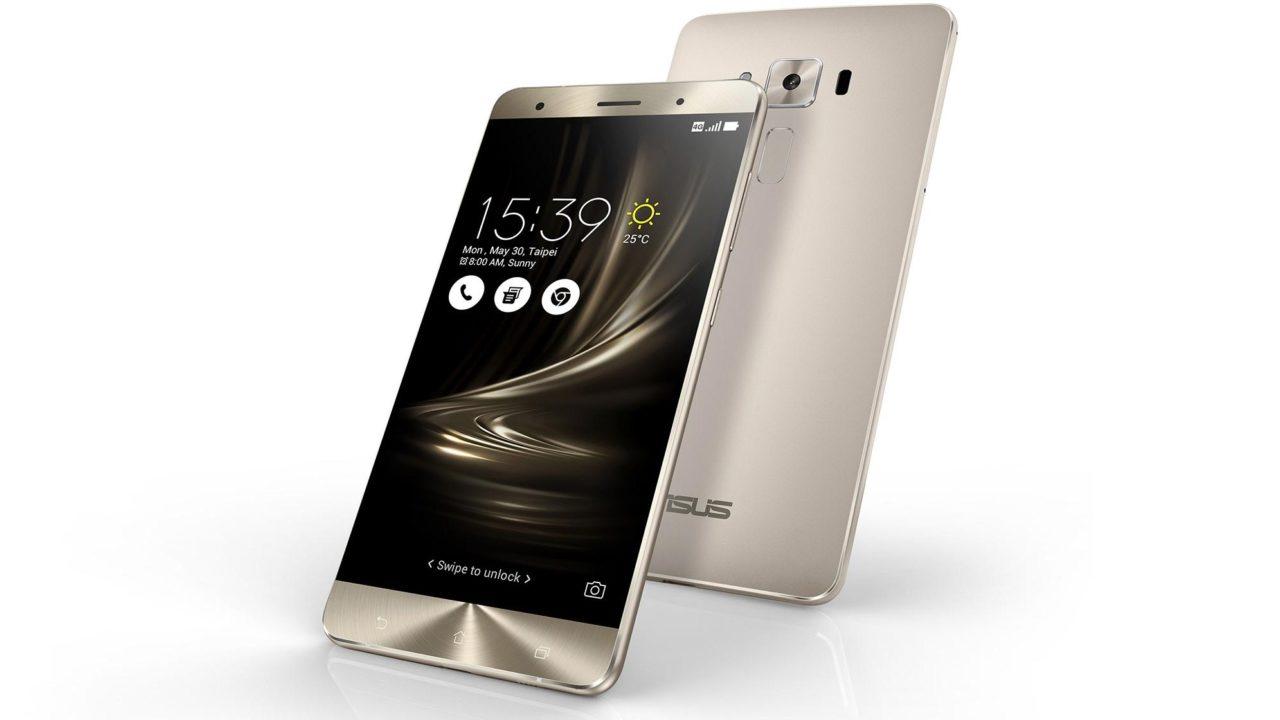 ASUS Zenfone 3 Deluxe, ben 6GB di RAM per il potente phablet con Snapdragon 820