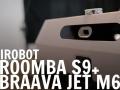 iRobot: Roomba s9+ e Braava Jet m6 adesso lavorano insieme, uno aspira l'altro lava