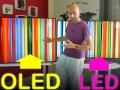 OLED o LED? Parliamo delle differenze con due TV Sony
