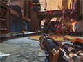 Overwatch giocato su Xbox One