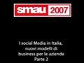 SMAU: I social media