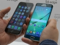 Galaxy S6 Edge vs iPhone 6: video confronto dal MWC 2015