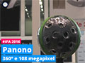 Foto a 360° e 108 megapixel a IFA con Panono