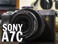 Anteprima Sony A7c, la mirrorless full frame compatta
