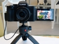 Panasonic Lumix G100: piccola mirrorless per Vlogger e YouTuber