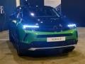 Al volante della nuova Opel Mokka-e