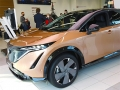 Nissan Arya: il nuovo SUV 100% elettrico in anteprima in video