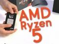AMD Ryzen 5: unbox e informazioni