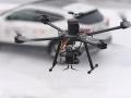 Un drone ora sorveglia il CENTRO di Arese