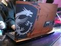 MSI GE66 Raider notebook gaming con schermo a 300Hz, batteria da 99,9Wh e tutto al top