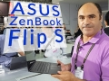 ASUS ZenBook Flip S: video hands-on dal Computex 2017