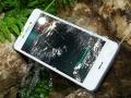Hisense C30 Rock, smartphone rugged di design