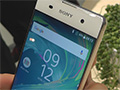 Sony Xperia XA, video hands-on dal Mobile World Congress 2016