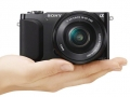 Sony NEX-3N, nuova mirrorless abbordabile