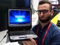 Panasonic Toughbook CF-33, 2-in-1 indistruttibile con Windows 10