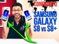 Galaxy S8 vs Galaxy S8+: COMPARATIVA. Quale comprare?