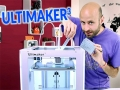 Ultimaker 3: la nostra recensione della stampante a doppio estrusore retrattile