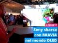 Dal vivo a Las Vegas i nuovi Sony BRAVIA OLED