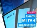 Xiaomi svela la TV super sottile: MiTV 4