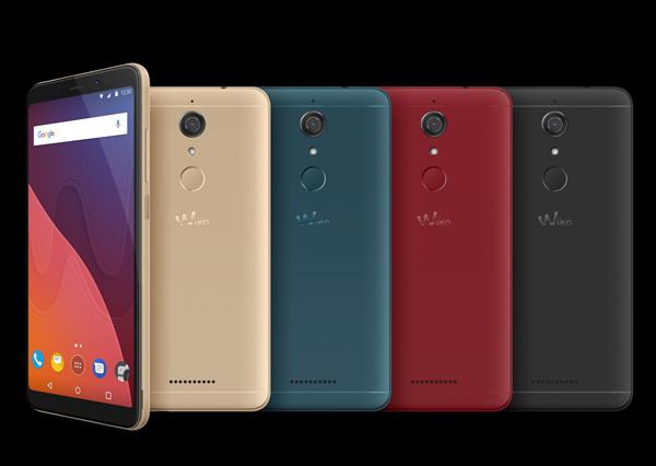 Wiko presenta la gamma View: smartphone dal display 18:9