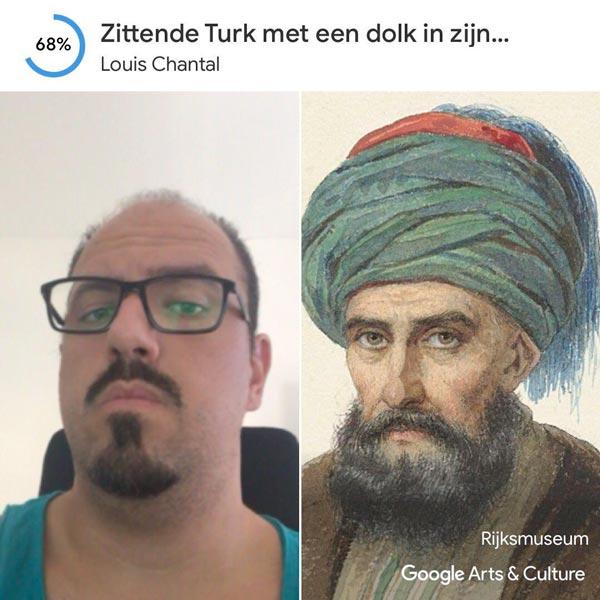 Art Selfie, un'app di Google ci dirà a quale opera d'arte assomigliamo