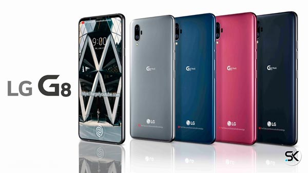 LG presenta LG G8 ThinQ con tecnologia Time-of-Flight