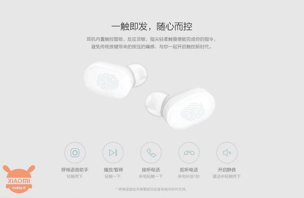 AirDots: le AirPods di Xiaomi