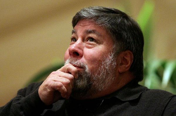 Il cofondatore di Apple, Steve Wozniak, chiude pagina Facebook