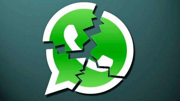Il backup su cloud di WhatsApp sembra impazzito. Capita anche a voi?