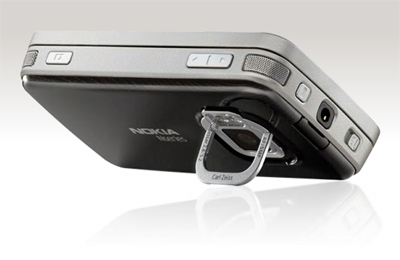 Immagine Nokia N96 con Staffa