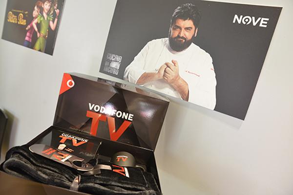 Vodafone TV arriva ufficialmente anche in Italia