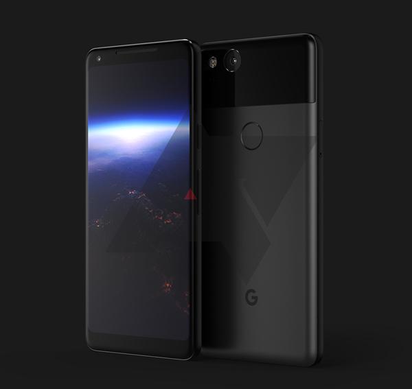 Ecco come potrebbe essere il Google Pixel XL 2