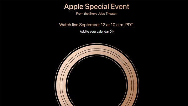 IPhone XS, XS Plus e XC: come seguire l'evento Apple in streaming