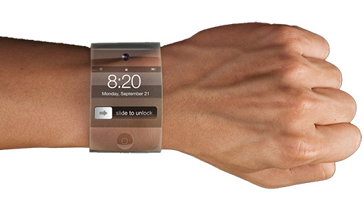 Apple iWatch, concept