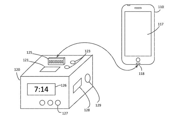 la mela pensa ad un dock avanzato per iphone e apple watch