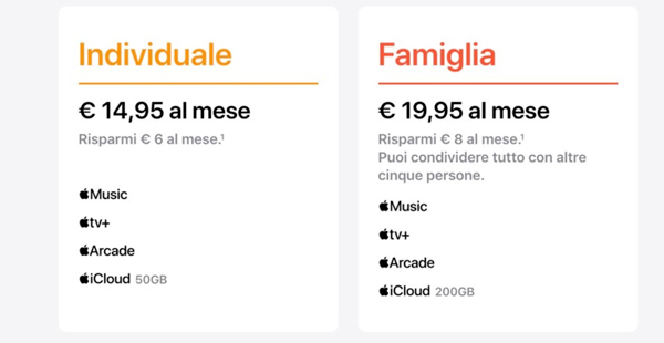 Spotify contro Apple, abbonamento unico è anticoncorrenziale