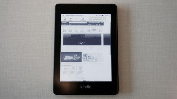 ce8f3c368fa96a Kindle Paperwhite tutto nuovo: più sottile, con 8 e 32GB di memoria ...