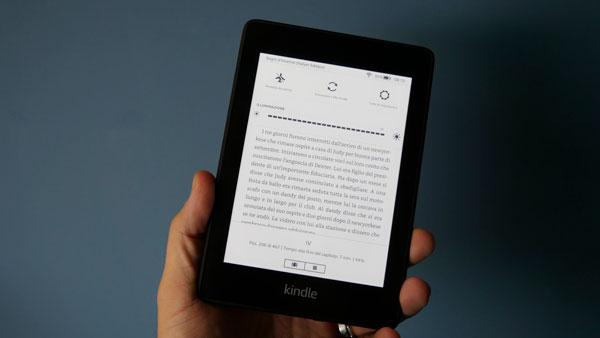 1c224024a2ba50 Oltretutto proprio a partire da oggi, in concomitanza del lancio del nuovo  Kindle Paperwhite 2018, l'esperienza della pagina home aggiornata ma anche  la ...