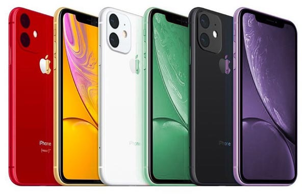 iPhone XR 2019: here are the new live colors coming and the features of the new iPhone