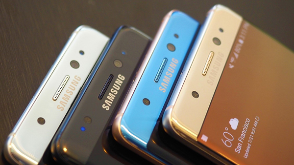 Samsung Galaxy Note 7: possibile re-immissione sul mercato di modelli