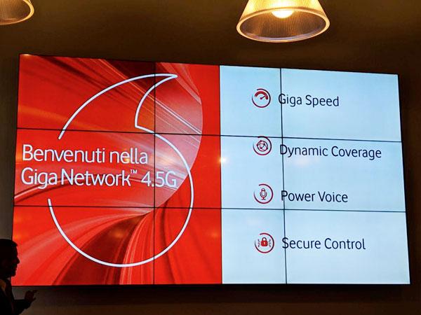 88680fd82d557a Ma quello che ha realmente spiazzato da parte di Vodafone è la reale  transizione della propria rete a questa nuova Giga Network 4.5G che, come  detto, ...