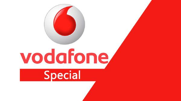 Vodafone Special Minuti 20GB per tutti i nuovi clienti
