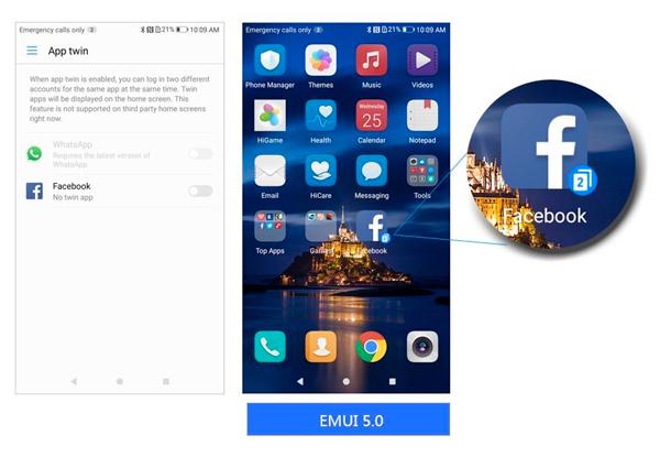 Huawei, roadmap svela piani di rilascio di Android 7 Nougat