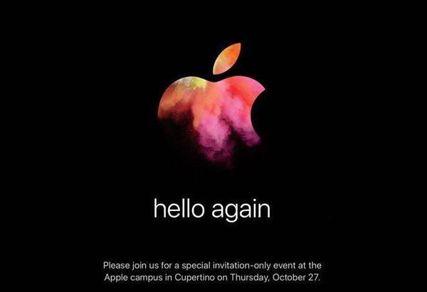 Apple potrebbe ancora presentare il nuovo MacBook Pro entro il mese