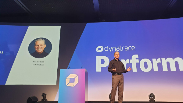 CEO Dynatrace Perform Summit Barcellona